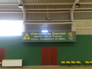 Polideportivo Municipal Juan Vega Mateos.