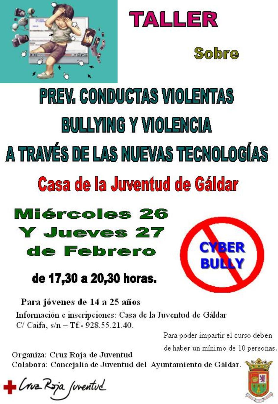 Prevención de conductas violentas.