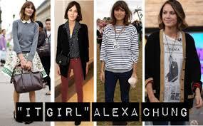 La It Girl británica, Alexa Chung