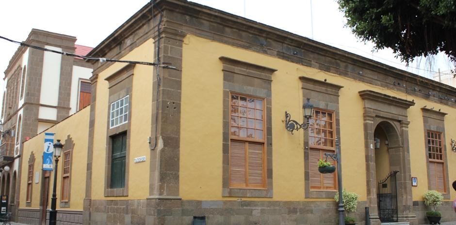 Casas Consistoriales del Ayuntamiento de Gáldar.