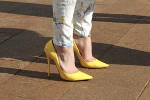 Olvídate de la maldición del amarillo. © Eleni Reynera y María Parra