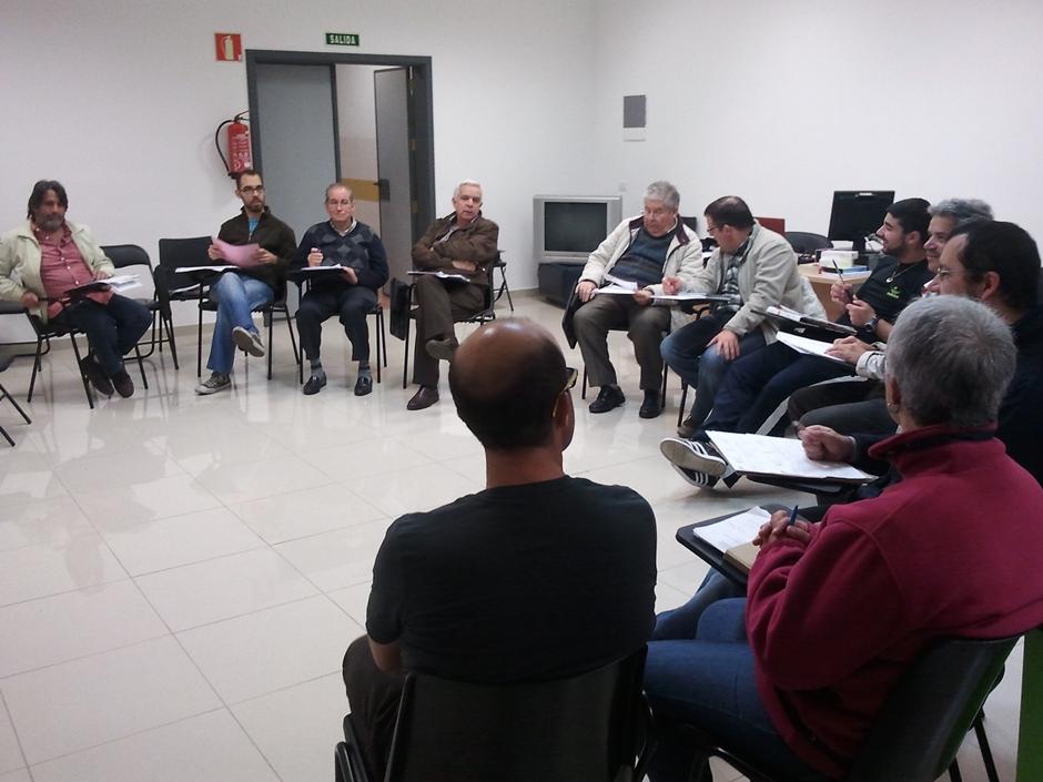 Una reunión del Consejo de Sostenibilidad Municipal.