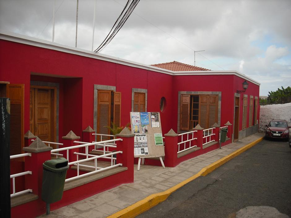 Casa de la Juventud de Gáldar.