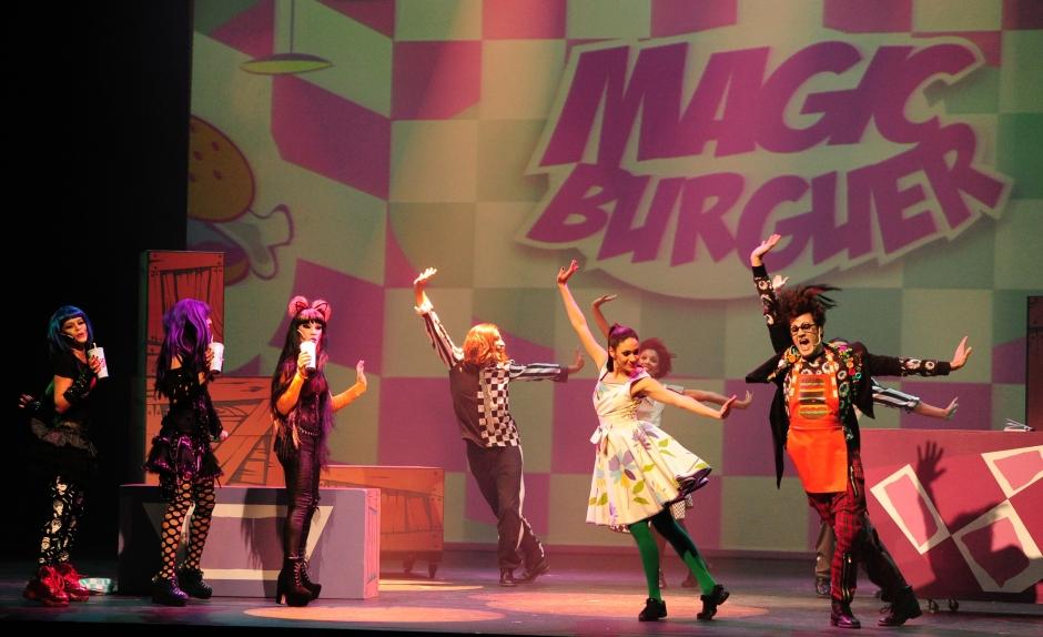 'Moonster Party, el musical', se representará en Gran Canaria, Lanzarote, Tenerife y Fuerteventura.