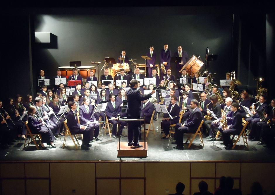 Banda de Música de Gáldar.