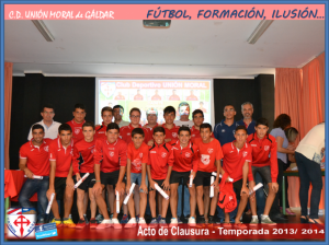 Clausura temporada 2013-2014 - 2