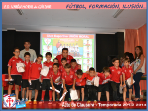 Clausura temporada 2013-2014 - 3
