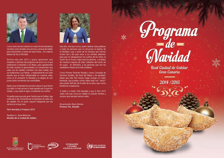 AF_Programa Navidad Galdar 2014