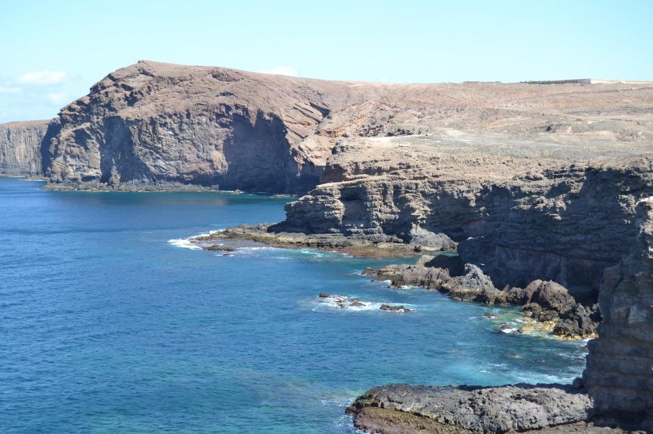 Imagen de archivo de la costa de Botija.