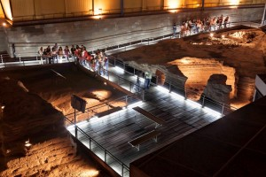 Visita Nocturna Cueva Pintada