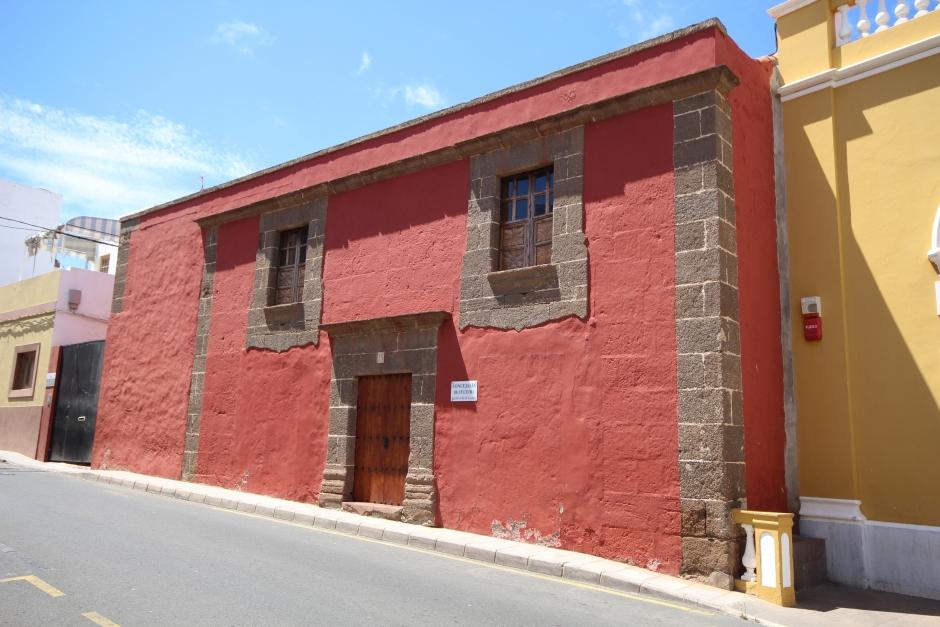 Imagen de archivo de la Casa Verde de Aguilar.