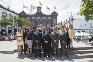 Nueva Corporación Municipal de Arucas