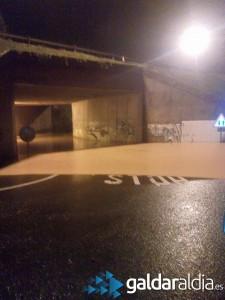 Efecto de la lluvia en Gáldar3