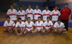 CL Adargoma, finalista en juveniles Liga Cabildo de Lucha Canaria de Gran Canaria 2016