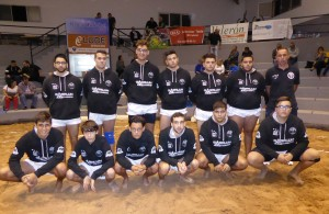 Juvenil del CL Castro Morales, finalista Liga Cabildo Lucha Canaria de Gran Canaria 2016