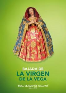 Cartel Virgen de la Vega