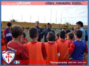 Pachi Castellano - equipo INFANTIL-0-1