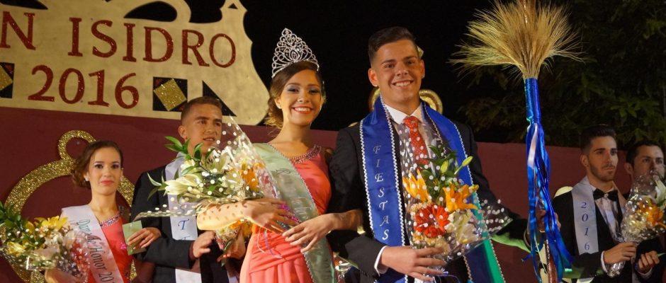 Gala de las Reinas y Rey de las Fiestas de San Isidro64