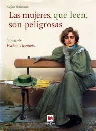 La mujeres, que leen, 2